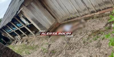 Homem é encontrado morto com vários disparos de arma de fogo, na área rural de Rolim...