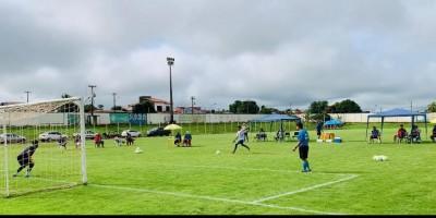 Rolim de Moura: Sem poder realizar jogos de futebol, Amerolim realiza desafios de...