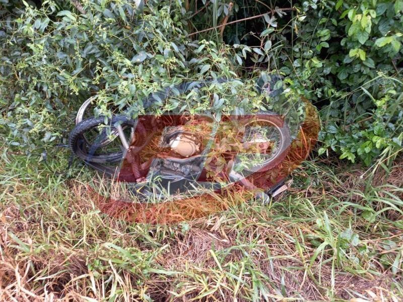 Jovem tem cabeça decepada em trágico acidente na BR-364 entre Cacoal e Presidente Médici