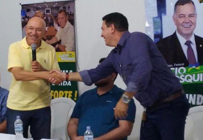 Prefeito Aldo Júlio agradece senador Confúcio Moura por emendas para saúde e educação de Rolim de Moura
