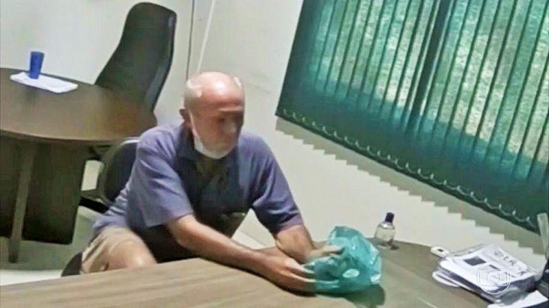 Por falta de provas, Conselho de Ética da ALE/RO arquiva denúncia contra deputado Lebrão, flagrado colocando propina em saco de lixo