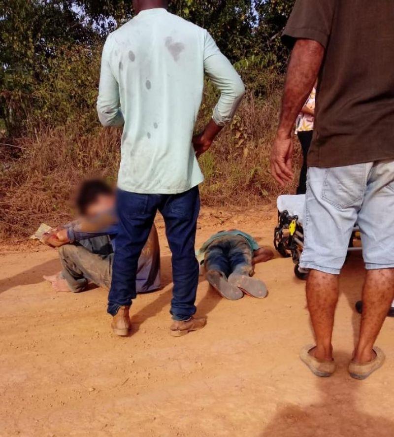 Lombada sem sinalização tira a vida de trabalhador em Vale do Anarí
