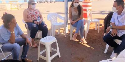 Rolim de Moura: Mulheres de militares pedem ao prefeito para que interceda junto ao...