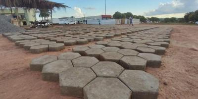 Prefeitura começa construção da feira do Centenário em Rolim de Moura