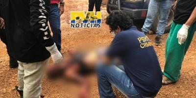 Idoso é executado a tiros por causa de invasão de terra em Porto Velho