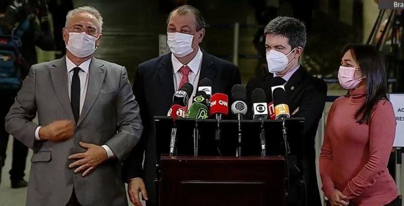 CPI da covid: Senadores devem informar crime de prevaricação de Bolsonaro ao STF sobre irregularidades na compra de vacina Covaxin; veja o vídeo