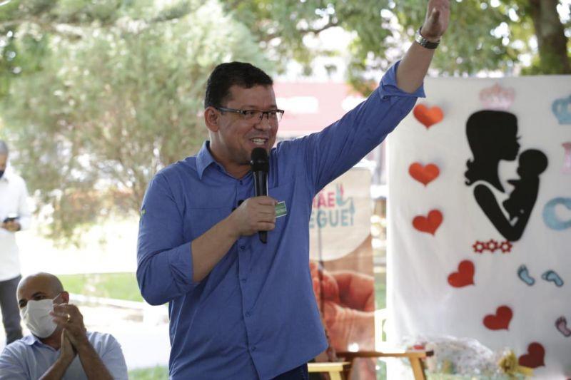Marcos Rocha quebra jejum de mais de uma década sem investimento em asfalto em pequenos municípios da zona da mata