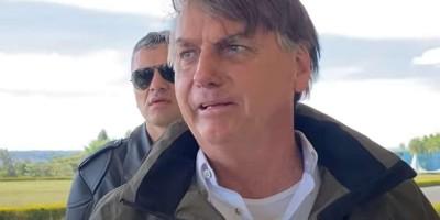 Bolsonaro admite que errou ao citar suposto relatório contestando nº de óbitos do TCU,...