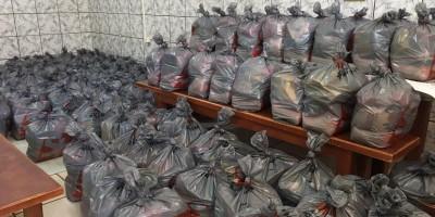 Secretaria de Educação de Rolim de Moura entregou mais de 5 mil cestas de alimentação...