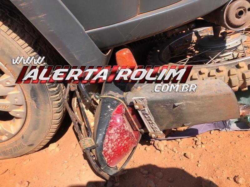 Grave acidente deixa um morto e duas pessoas gravemente feridas em Parecis