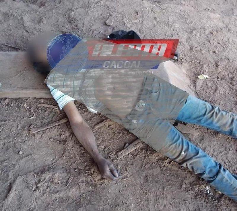 Homem é morto a tiros em Espigão D