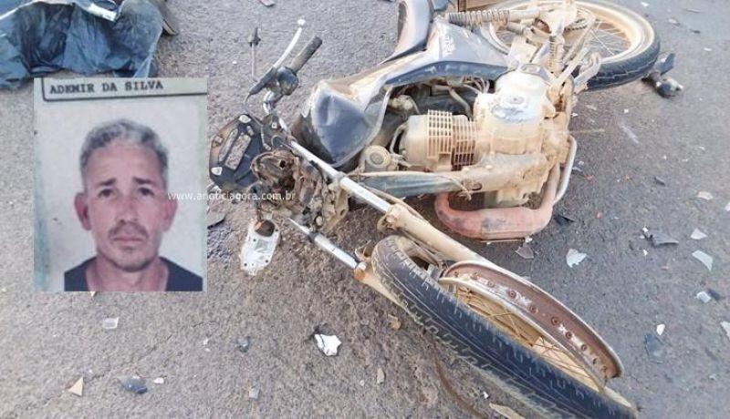 Acidente entre motos deixa uma vítima fatal e três feridos na RO-133 em Machadinho
