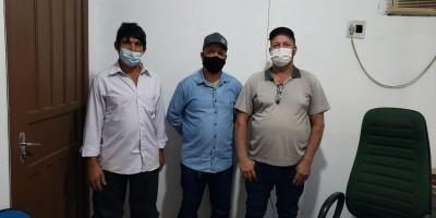 Secretaria de Agricultura de Rolim de Moura recebe produtores de Parecis