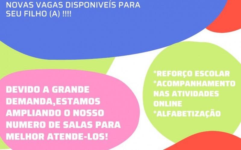 ROLIM DE MOURA: Matriculas abertas na APRENDA MAIS reforço escolar