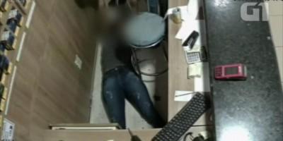 Cacoal: Agressor entra em contato com a polícia após 'apagar' ex com soco no rosto