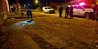 Usuário de drogas é executado no meio da rua, em Ji-Paraná