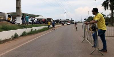 Fim dos bloqueios: Rodovias são liberadas em todo o país, inclusive em RO, após...