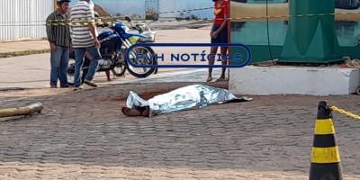 Trabalhadores passam mal e um acaba morrendo durante serviço em Porto Velho