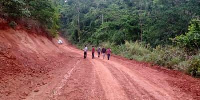 Rolim de Moura: Prefeitura busca parceria para rebaixamento de morro na linha 172