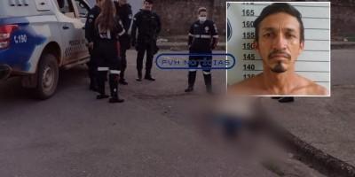 Homem é executado a tiros por dupla em motocicleta em Porto Velho