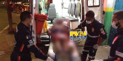Briga de casal termina com tentativa de homicídio a facada em Porto Velho