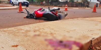 Rolim de Moura: Colisão entre duas motos deixa jovem em estado gravíssimo e outras...
