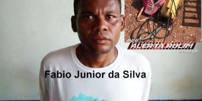 Rolim de Moura: Homem é preso em flagrante após roubar residência e ameaçar vítima