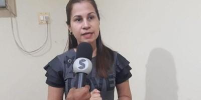 Rolim de Moura: Enfermeira Janaína tem trabalho reconhecido no combate a covid-19 e...