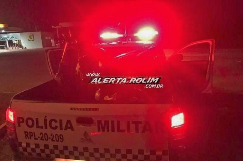 Suspeitos de tráfico de drogas são presos pela PM em Nova Estrela