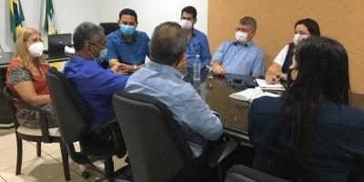 Prefeito Aldo Júlio agradece Governador Marcos Rocha e Deputado Lazinho da Fetagro por...