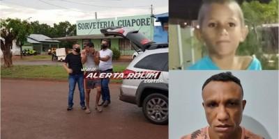 Segundo polícia, assassino confesso de criança de 10 anos diz que iludiu garoto com...