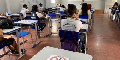 Decreto permite retorno total das aulas presenciais na rede estadual em RO