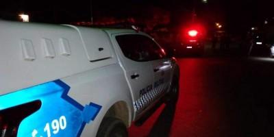 Ataque termina com jovem morto degolado e outro esfaqueado em Buritis
