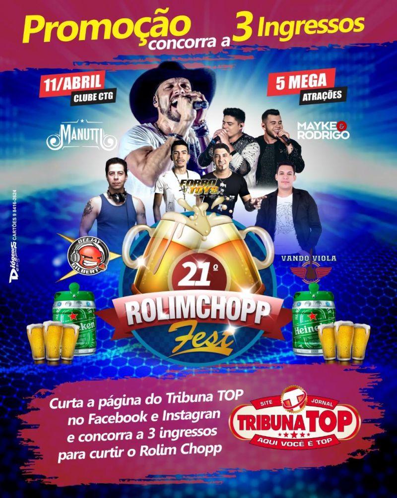 21º ROLIM CHOPP FEST