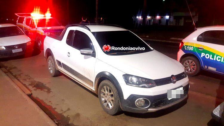 CRIME ORGANIZADO: Polícia detém quadrilha com carro roubado e armas na Sul