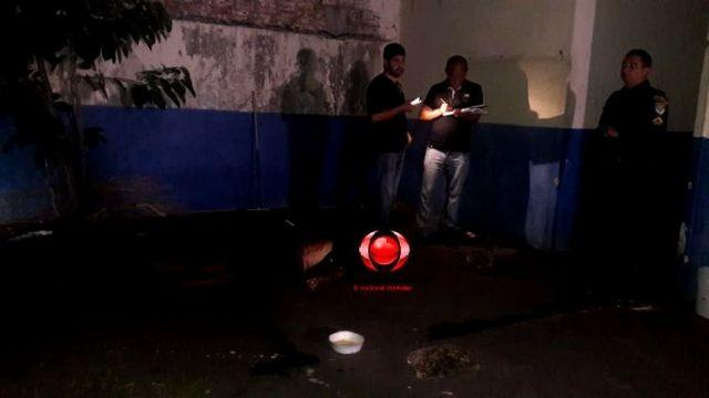 Homem é executado a tiro próximo a Batalhão da PM, em Porto Velho