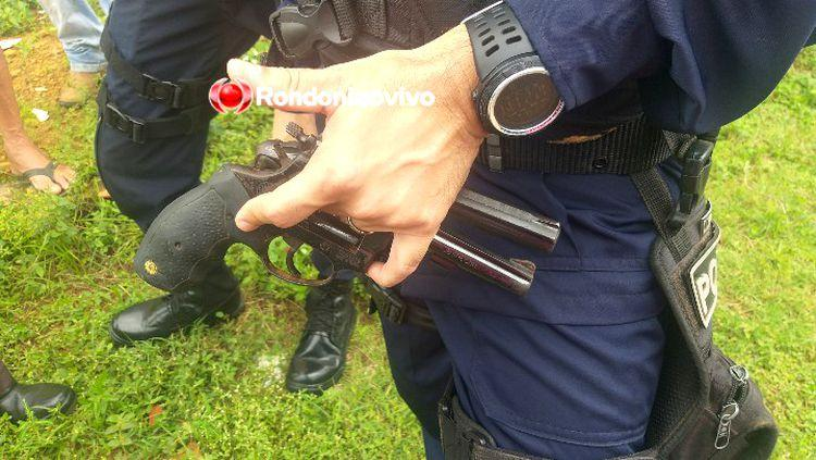 PÂNICO: Bandidos invadem escola lotada de crianças e atiram durante roubo de arma