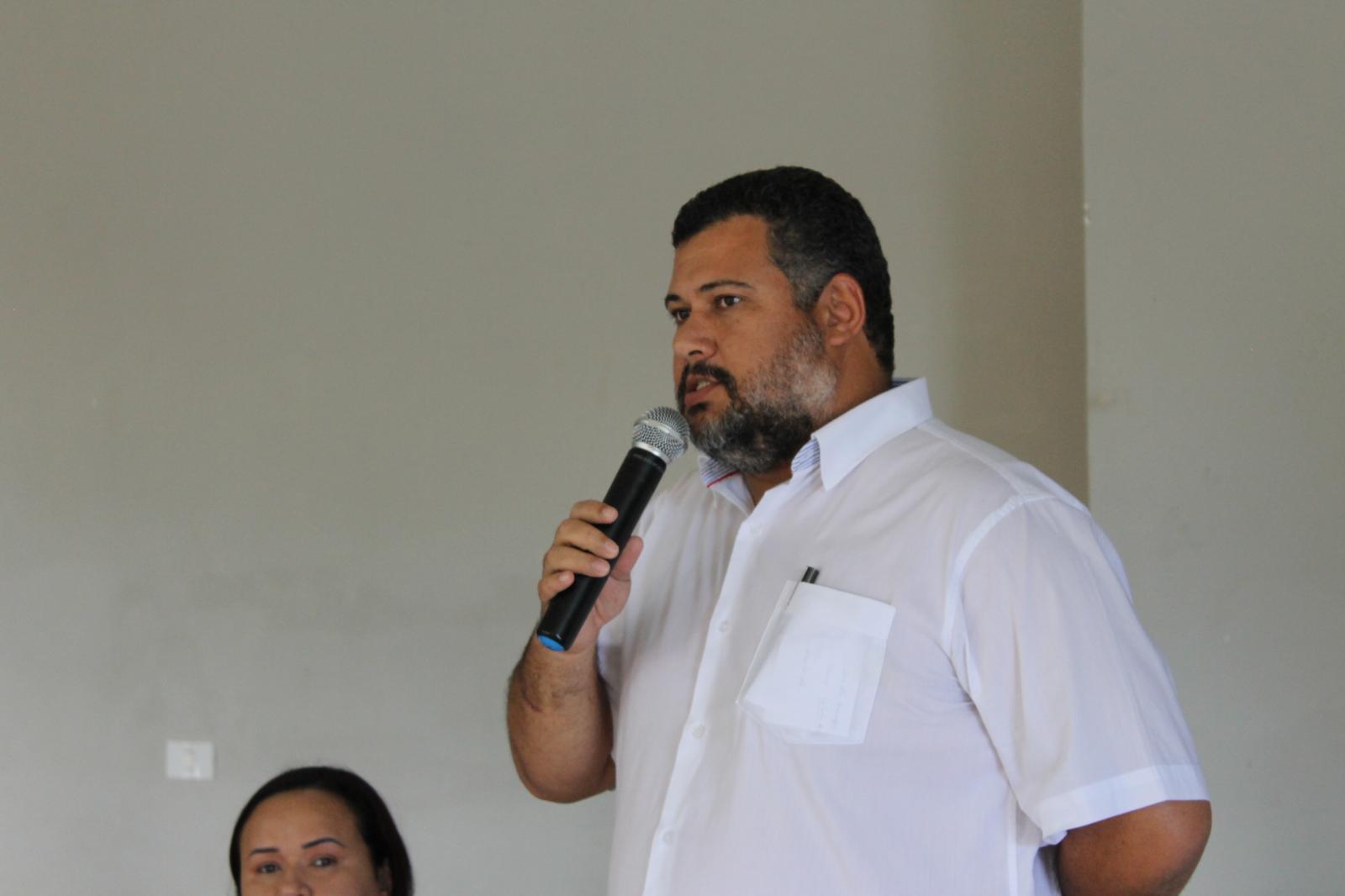 ROLIM DE MOURA: Presidente da Câmara participa de formatura de Agente Comunitário de Saúde