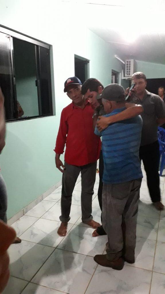 URGENTE – Jovem desaparecido na zona rural de Rolim de Moura é localizado