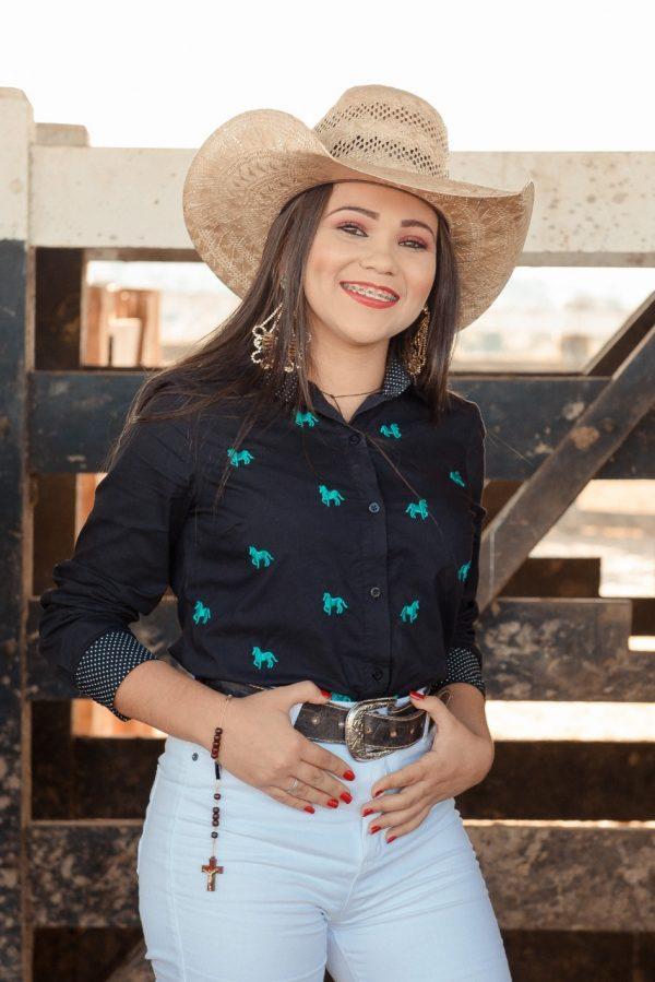 """Rainha do rodeio será escolhida durante festa """"Modão de Patrão e Costelão"""" em Chupinguaia; conheça candidatas"""
