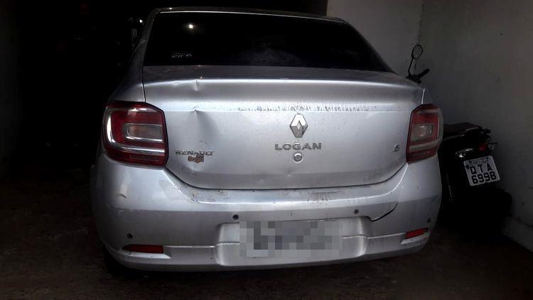 """""""DESMANCHE NA 319"""": Trio é preso por negociar peças de automóvel roubado"""