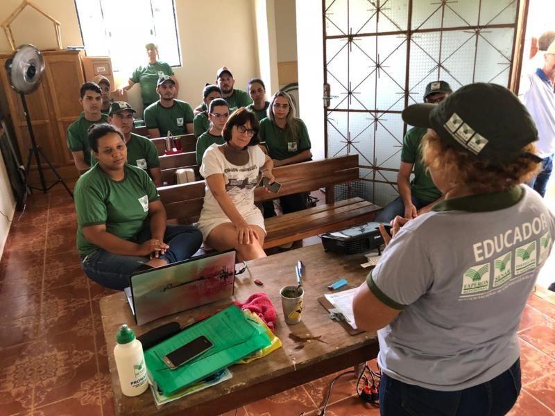 ROLIM DE MOURA: Vice-prefeito Fabrício Melo participa de encerramento de cursos da Semagri