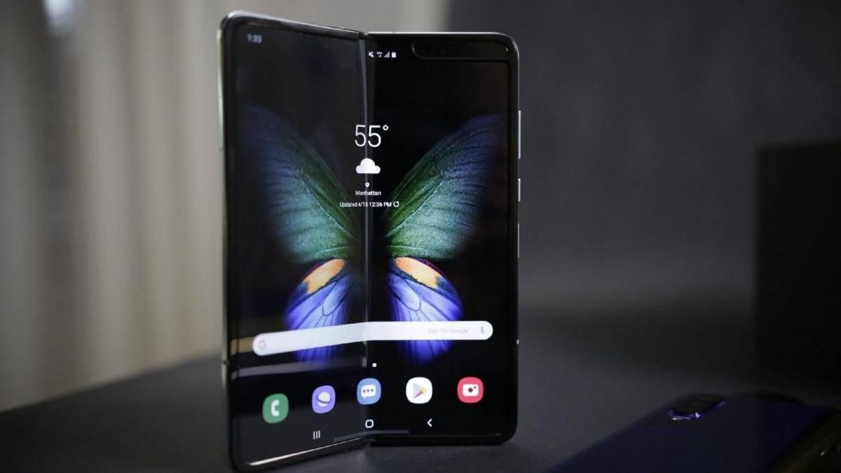 Smartphone dobrável da Samsung chega ao Brasil por R$ 13 mil