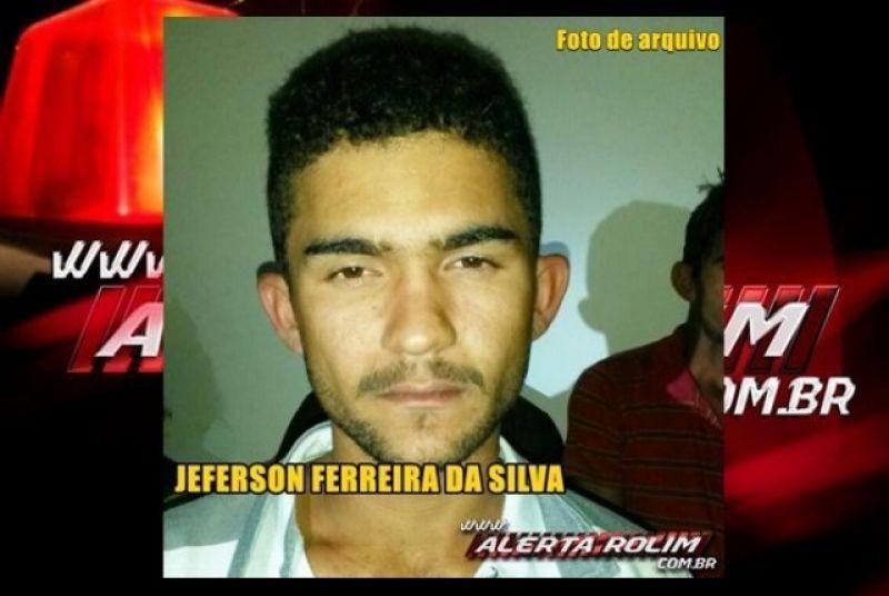 Polícia age rápido e prende suspeito que praticava furto em residência em Rolim de Moura