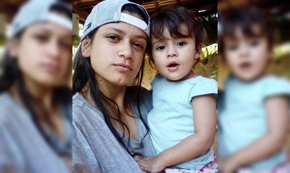 Mãe é presa suspeita de matar filha de 2 anos a facadas; tio diz que criança estava com dois furos no peito