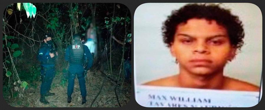 Homem é encontrado morto em mata nos fundos do condomínio em Porto Velho