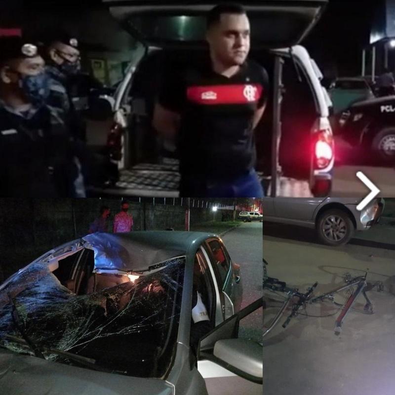 Avó que presenteou neto com Corolla responderá por homicídio; Carro foi usado em racha que matou jovem em Porto Velho