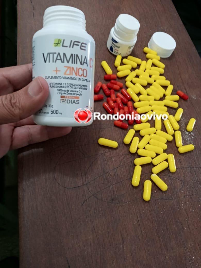 Mulheres são presas com drogas disfarçadas em farofa e cápsulas de vitamina C em presídio de Porto Velho