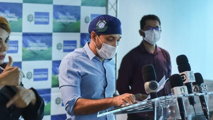 Governo de RO anuncia que cerca de 68 mil doses de vacinas contra covid devem chegar ao estado ainda em janeiro